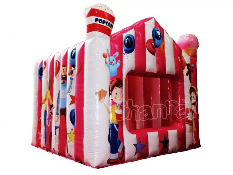 inflatable snack booth for sale