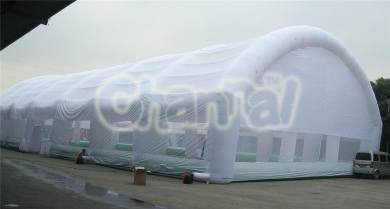 Large Inflatable Marquee Tent Channal Inflatables
