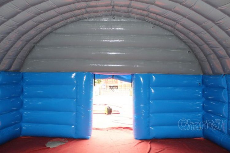 Portable Inflatable Shelters : Portable inflatable work tent for sale channal inflatables