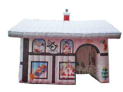 inflatable Christmas tent