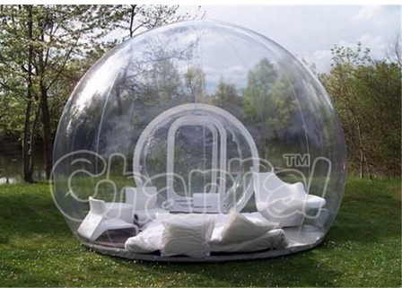 Inflatable Bubble Tent & Cheap Inflatable Bubble Tent For Sale - Channal Inflatables