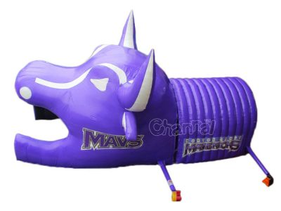 inflatable maverick tunnel for sale