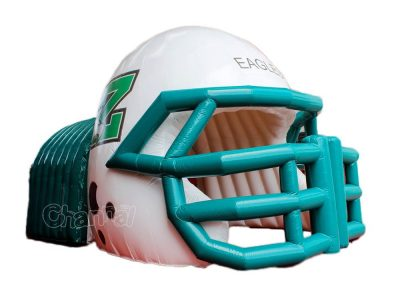 blow up helmet run through for sale