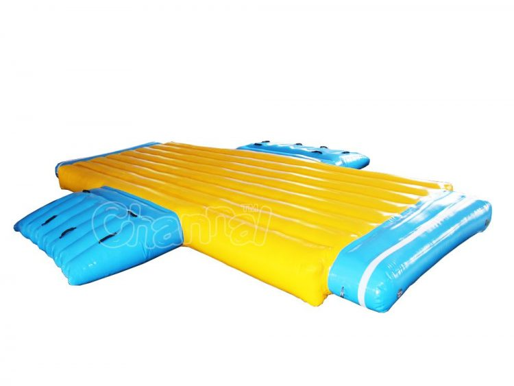 inflatable connector of inflatable water park