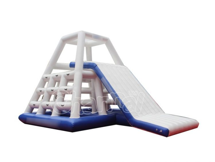climb slide inflatable water toy