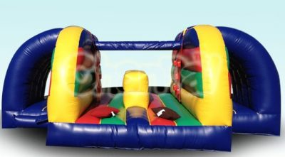inflatable pillow bash game for sale