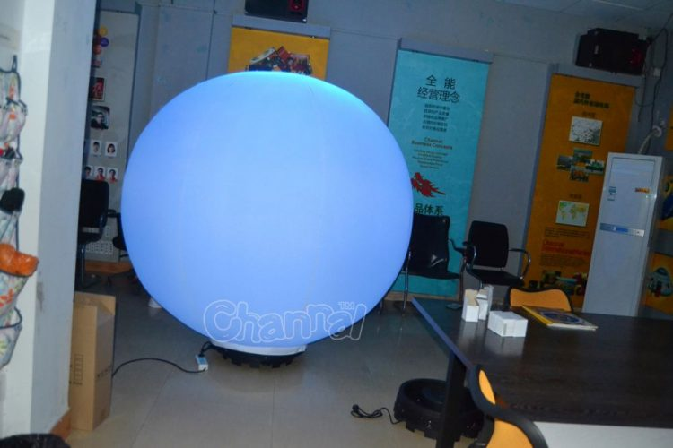 buy giant inflatable light ball