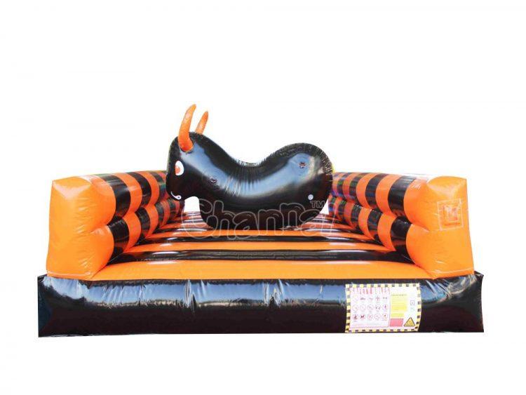 inflatabel bull