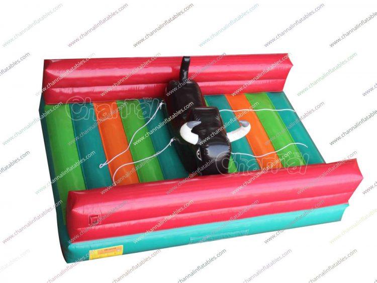 inflatable swing bull