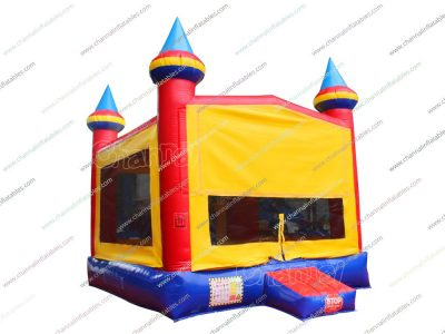 modular inflatable castle