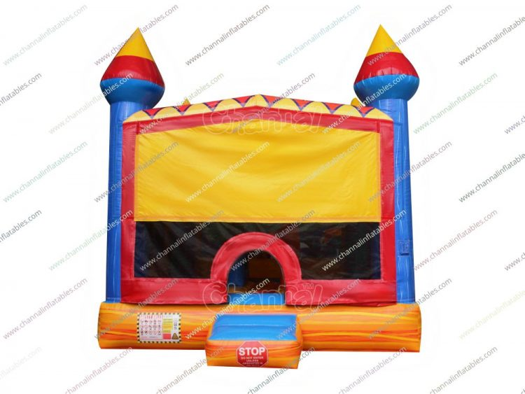 module inflatable bouncer