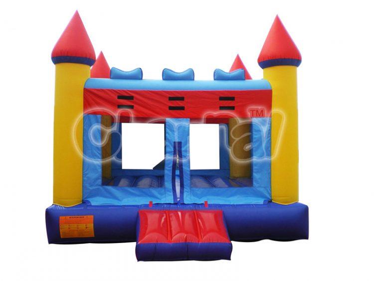 inflatable nylon castle bouncer