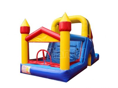 inflatable nylon castle bouncer