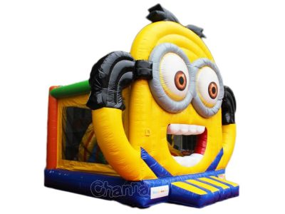 minions inflatable bounce house