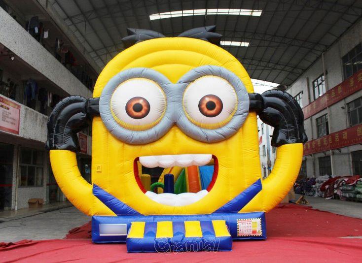 minion bouncy house for sale