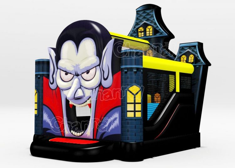 vampire castle bounce house for sale