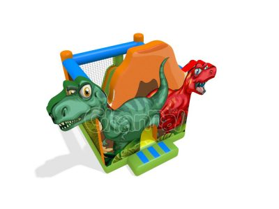 t-rex inflatable moonwalk for sale