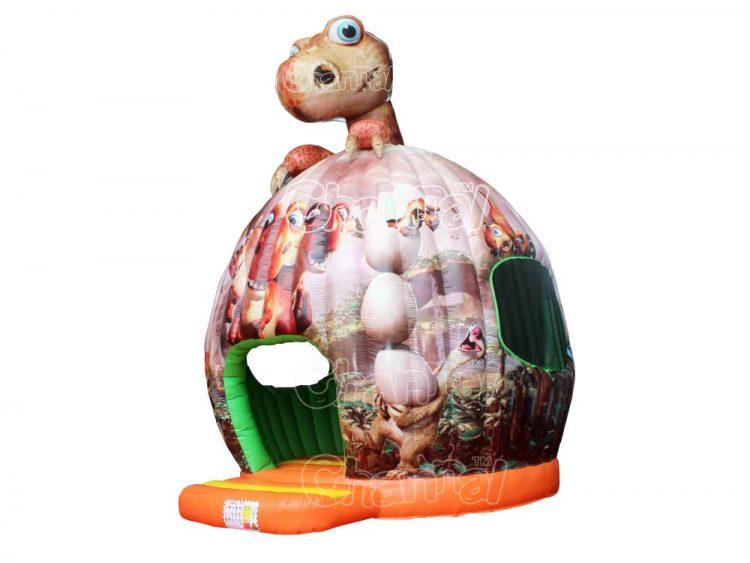 dinosaur egg inflatable bounce house for sale