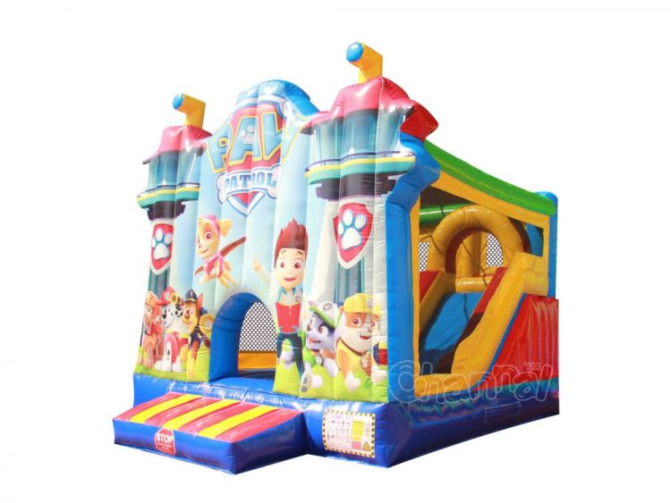 paw patrol jump house for kids