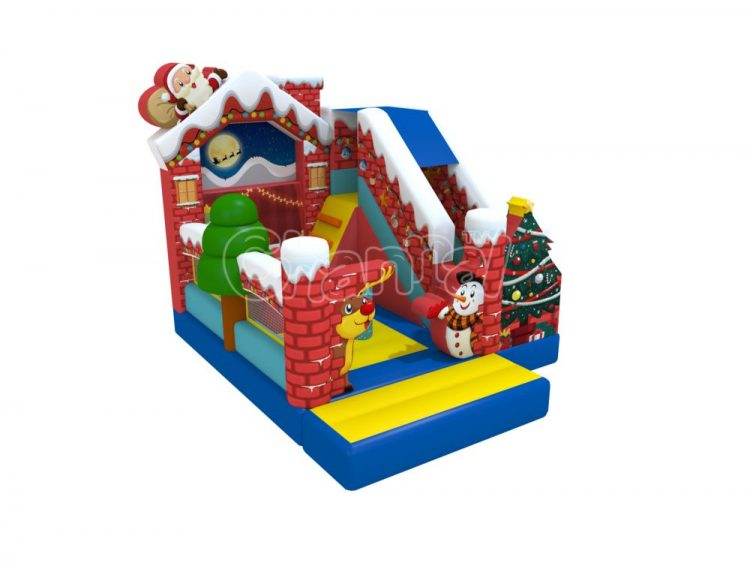 Christmas eve bounce house for sale