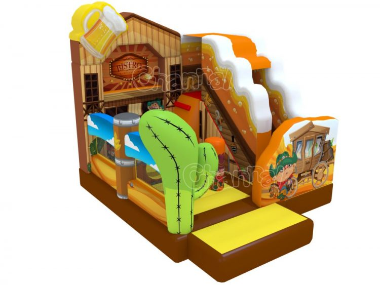 western saloon combo