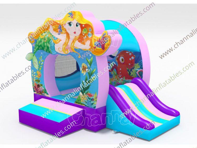 small mermaid combo