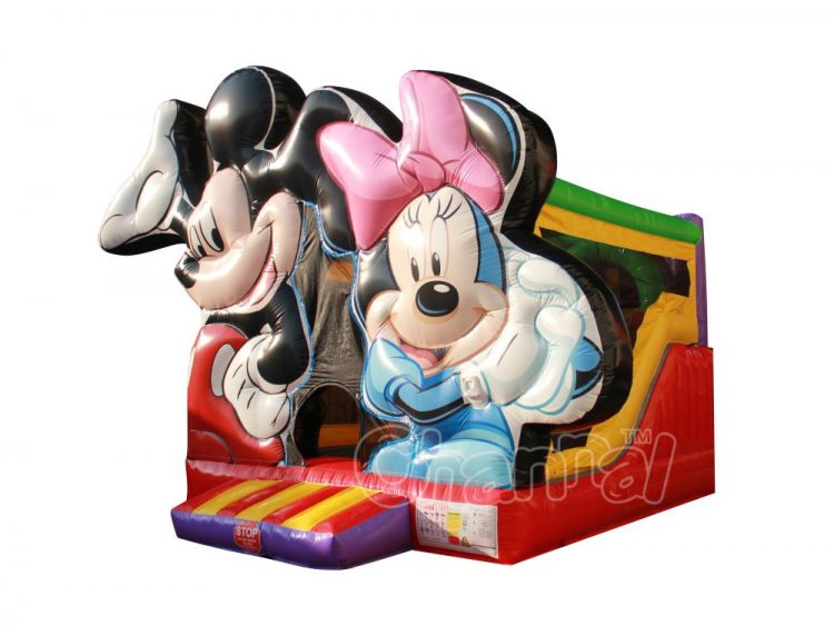 mickey mouse moon bounce for sale
