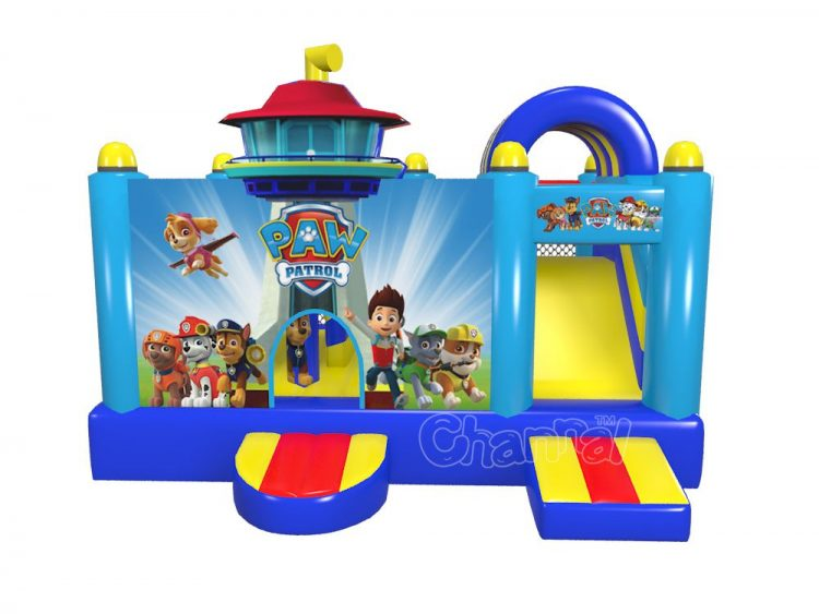 paw patrol bouncy castle for sale