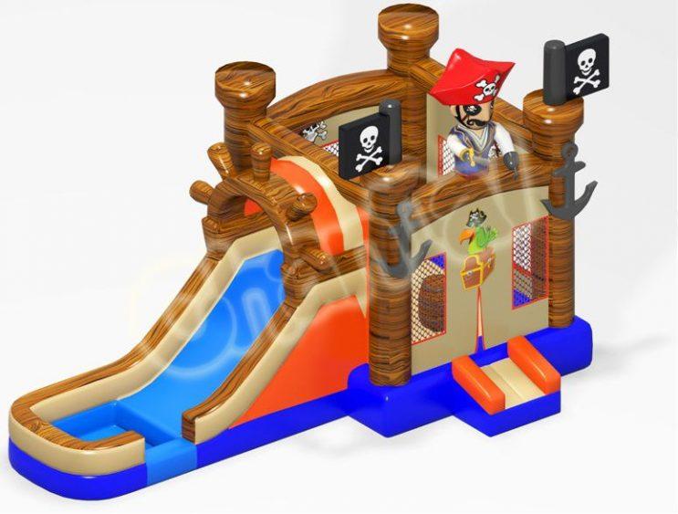 pirate ship moonwalk
