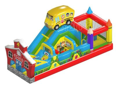 school bounce course