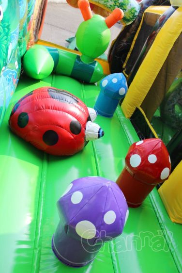 inflatable ladybugs