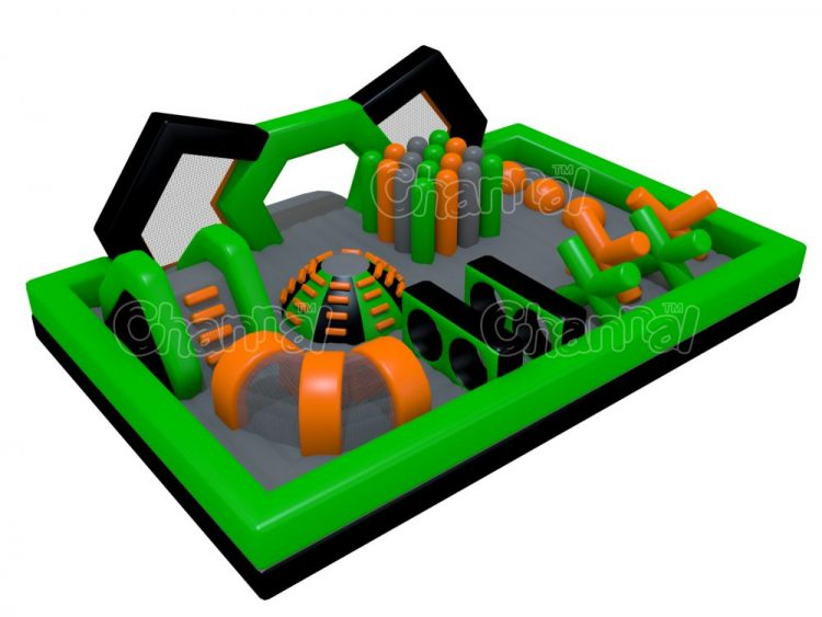 obstacle course playground for kids