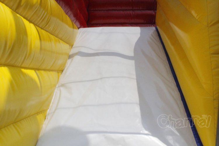slide lane with tarp