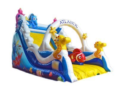 atlantic inflatable slide