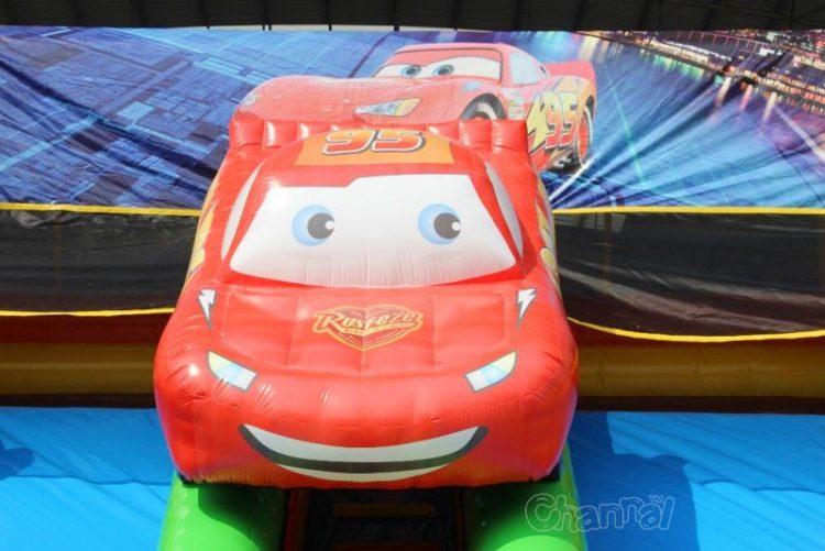 inflatable Lightning McQueen