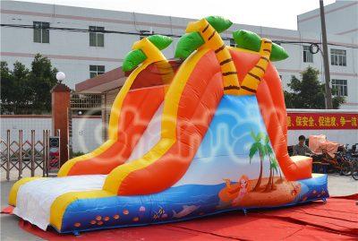 little mermaid inflatable slide for sale