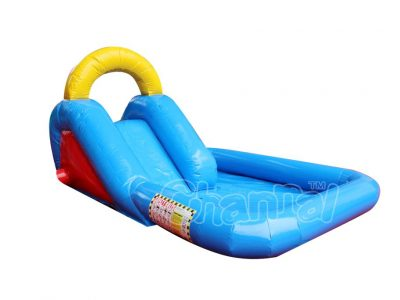 toddler slide with ball pit