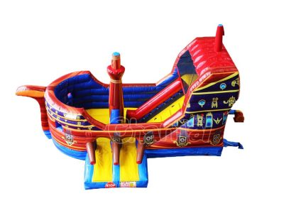 buccaneer inflatable slide
