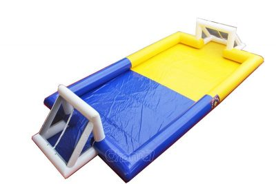 inflatable soap soccer field for sale