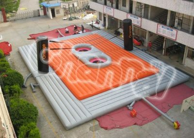 inflatable bossaball court for sale