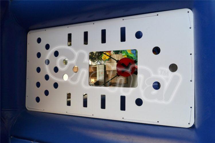 water balloon fight panel