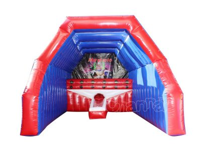 zero gravity inflatable ball toss game for sale