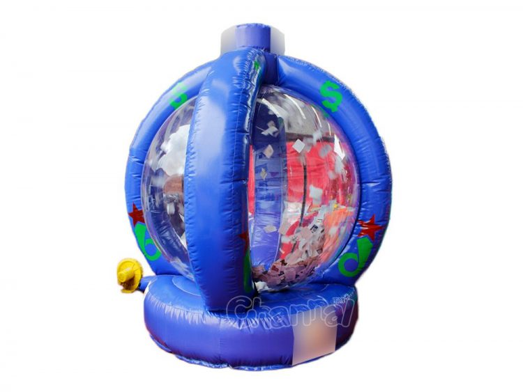 cheap inflatable cash grabber for sale