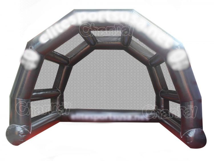 inflatable golf cage