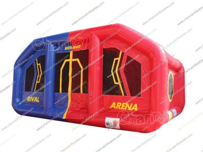 inflatable rival arena
