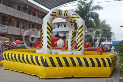 wrecking ball bounce house for sale
