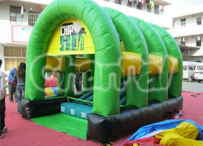 chip shot inflatable game