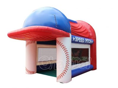 baseball inflatable speed pitch for sale