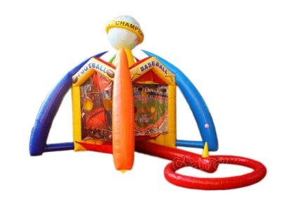 5-in-1 inflatable world sports games