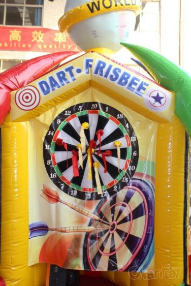 dart and Frisbee side